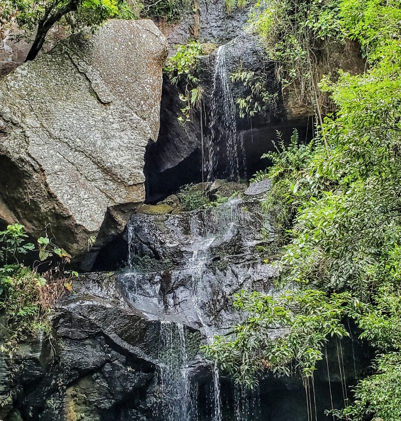 Cascada de Quitunuquiña