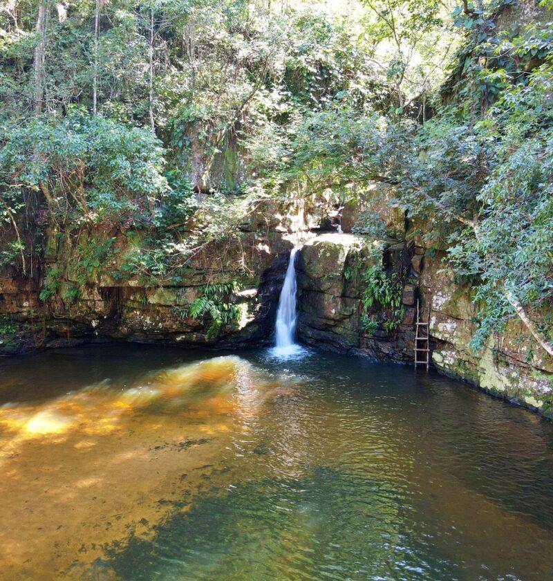 Cascada de Yororobá