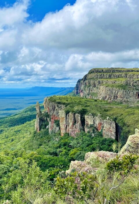 Mirador de el Valle de Tucabaca principal