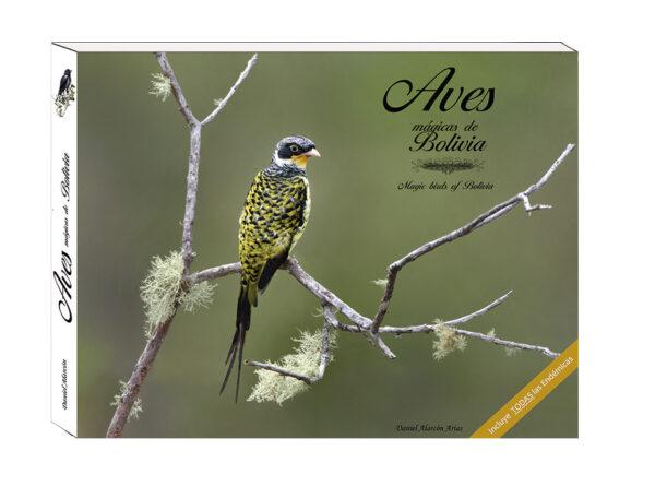 Aves mágicas de Bolivia PORTADA